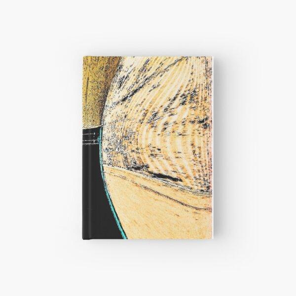 Beyond the Darkened Door Hardcover Journal