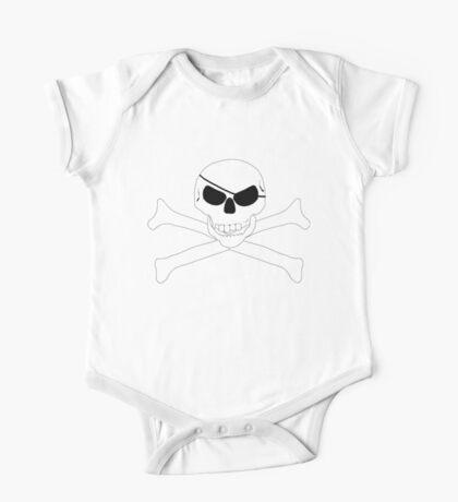 Skull and Cross Bones - Jolly Roger  Kids Clothes
