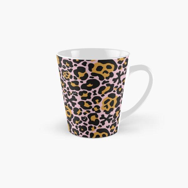 Skull Leopard Print - OG Tall Mug