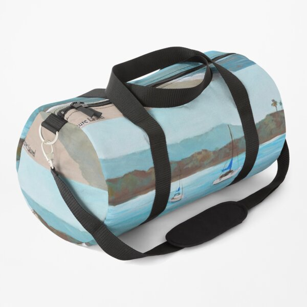 Balboa Island Plein Air Duffle Bag