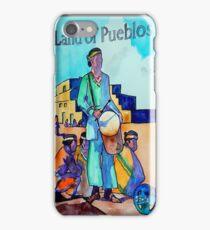 Land of Pueblos iPhone Case/Skin