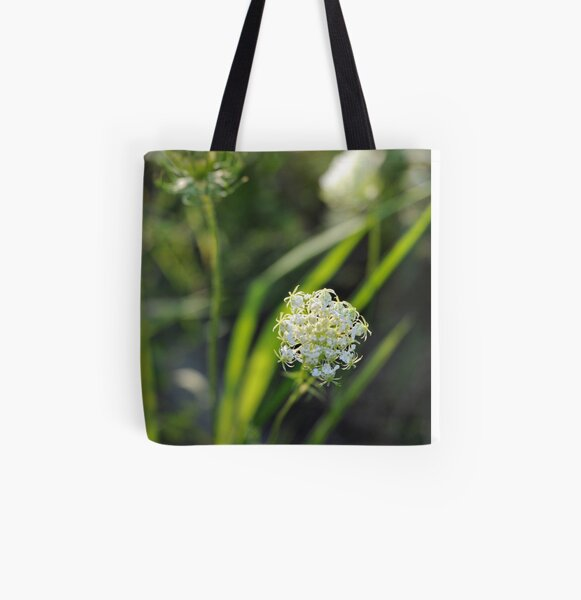 Wildflower  All Over Print Tote Bag
