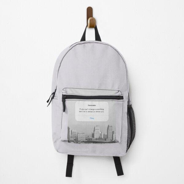 Reminder reminder Backpack