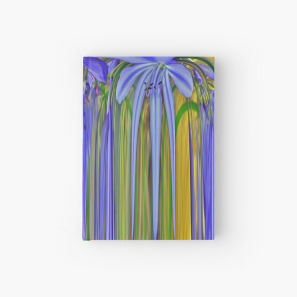 African Lily Hardcover Journal