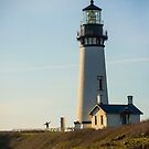 Yaquina Lighthouse, Newport, Oregon by Doug Graybeal