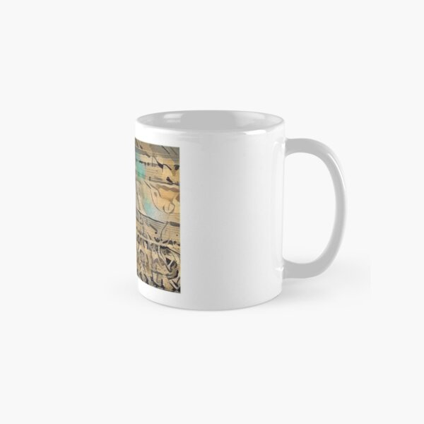 Elephants of the Mara Classic Mug