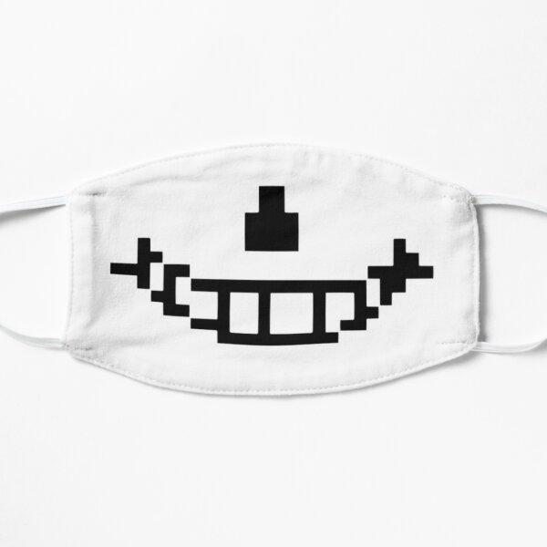 You regain some HP Flat Mask