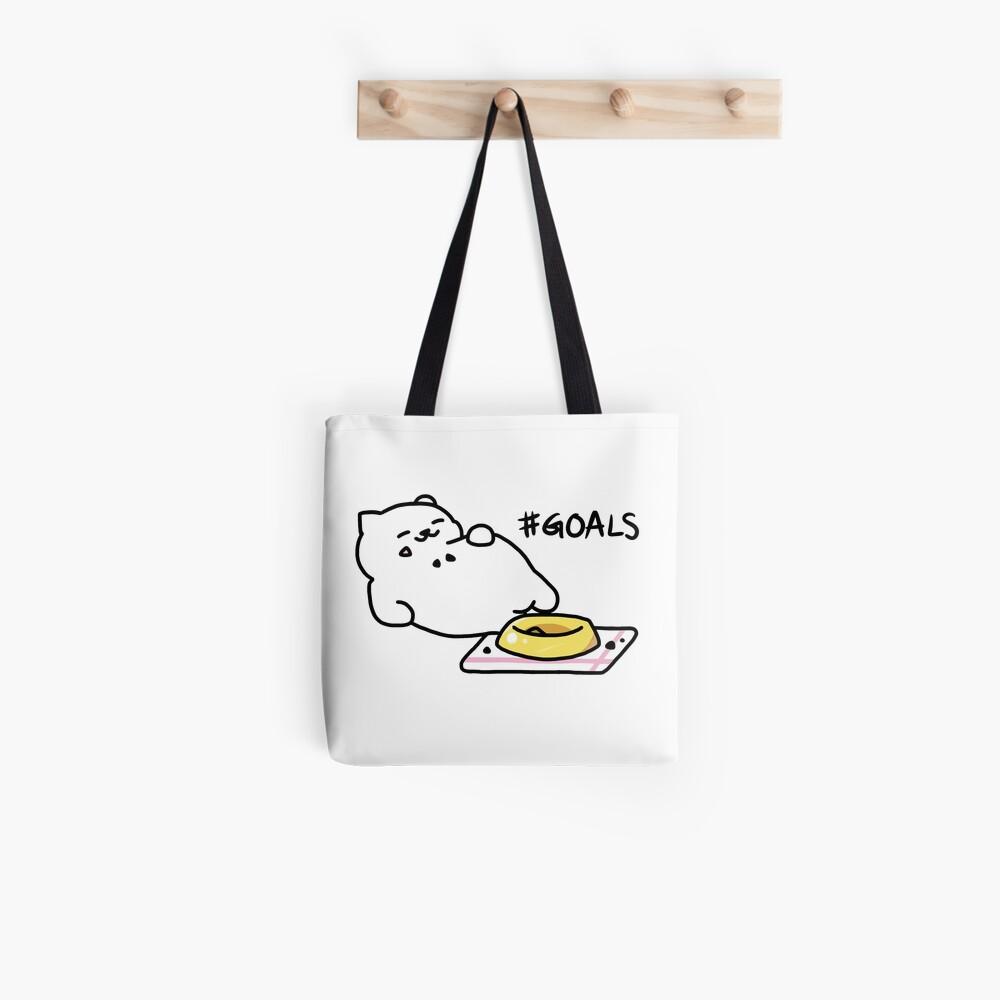 Tubbs (Neko Atsume) Stofftasche