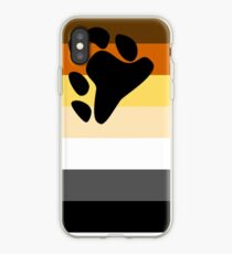 Bear Pride Flag iPhone Case