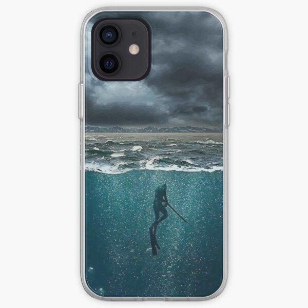 Spearfishing iPhone Soft Case