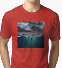 Spearfishing Tri-blend T-Shirt