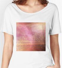 Ocean sunset glow Women's Relaxed Fit T-Shirt