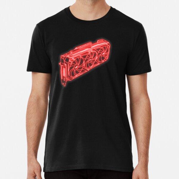 Asus Rog Strix RTX 3090 Premium T-Shirt