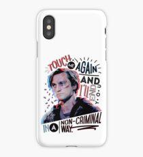 John Murphy iPhone Case/Skin
