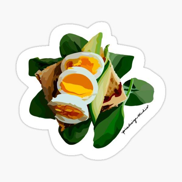 Eggs N Toast Sticker