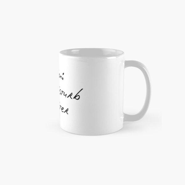 Writer Classic Mug