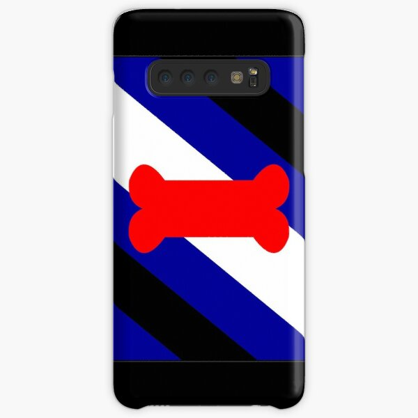 Puppy Pride Flag Samsung Galaxy Snap Case