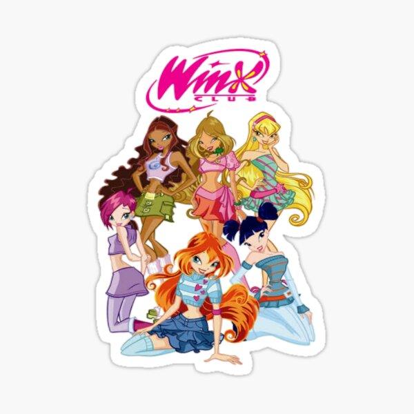 Winx Club Pegatina