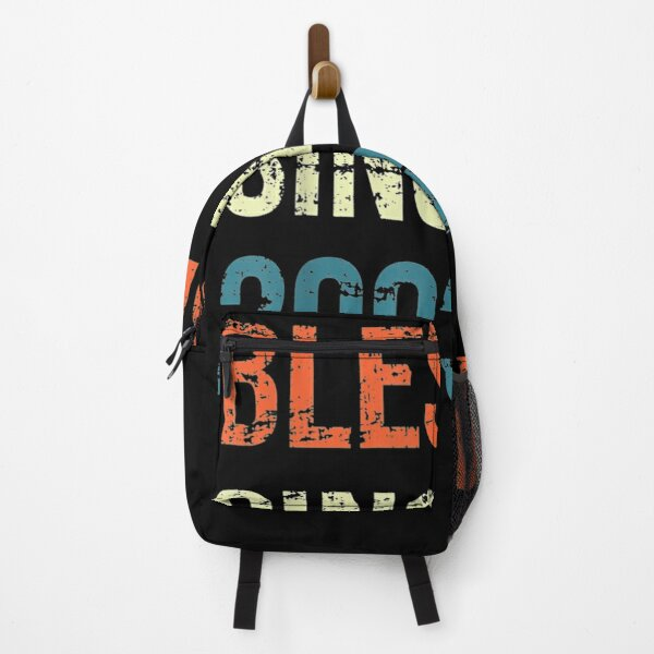 Blessed Since 2003 18th Birthday Gifts Vintage Backpack