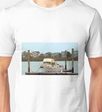 Rusty Old Boat Unisex T-Shirt
