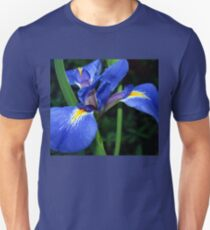 Blue flag beauty T-Shirt