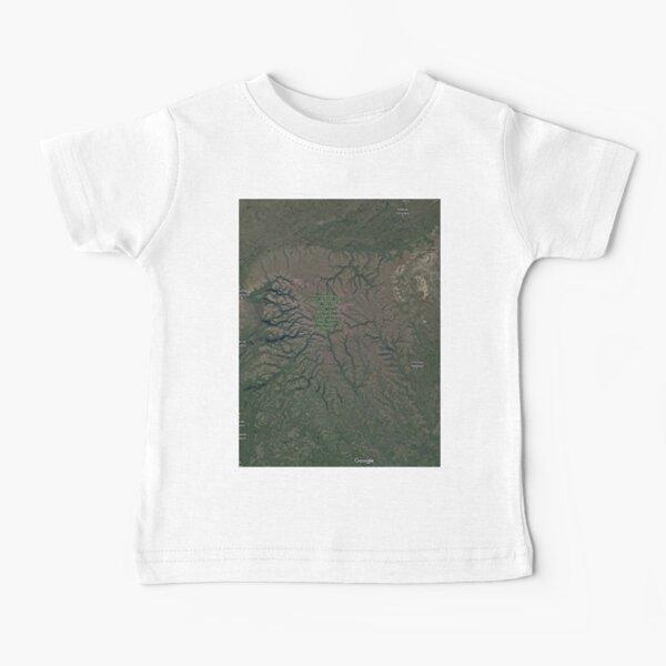 The Putorana Plateau (Плато Путорана, Plato Putorana), Putorana Mountains Baby T-Shirt