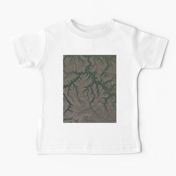The Putorana Plateau is a high-lying plateau crossed by mountain ranges at the northwestern edge of the Central Siberian Plateau Baby T-Shirt