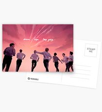 BTS YOUNGFOREVER Postcards
