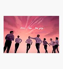 BTS YOUNGFOREVER Photographic Print