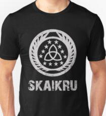 The 100 Skaikru Symbol [Black] Unisex T-Shirt