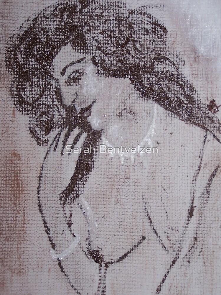 Vintage Nude by sarahbentvelzen