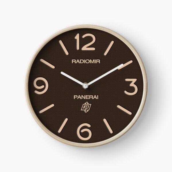 Cadran marron PAM Radiomir Horloge