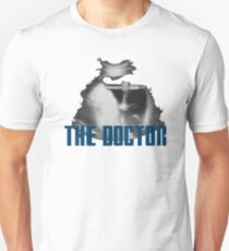 Doctor Who in the TAR-... wait, what?! T-Shirt