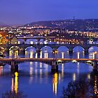 Nights in Prague by Hercules Milas