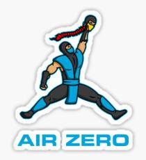 Air Zero Sticker