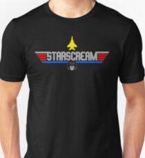 Top Starscream Unisex T-Shirt
