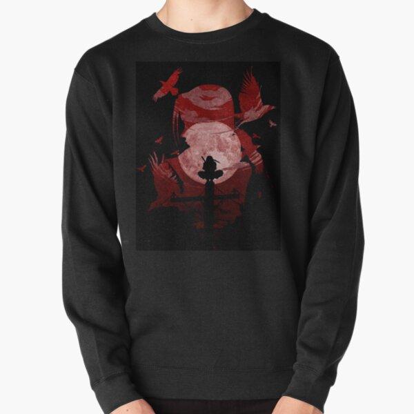 Ombre de sang rouge Sweatshirt épais