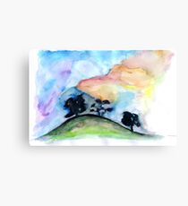 Landscape #1 Canvas Print