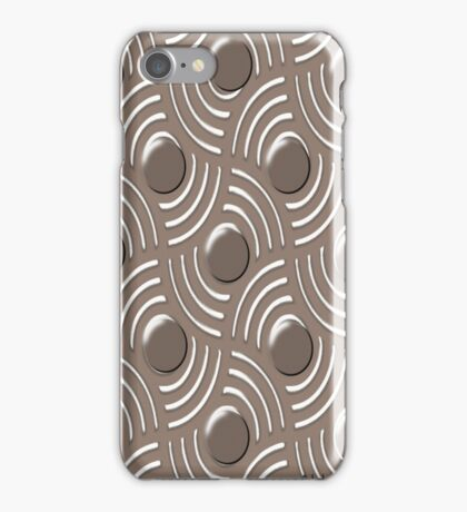 Pattern with stones  ( 2116 Views) iPhone Case/Skin