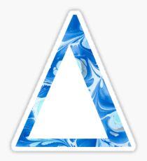 Marble Delta Sticker