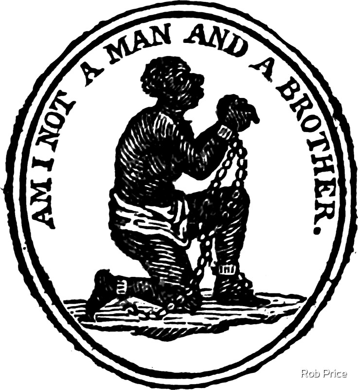 Image result for am i not a man and a brother