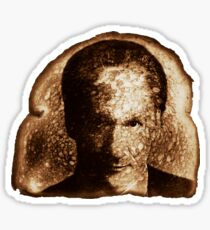 Bill Maher Miracle Toast Sticker