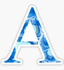Marble Alpha Sticker