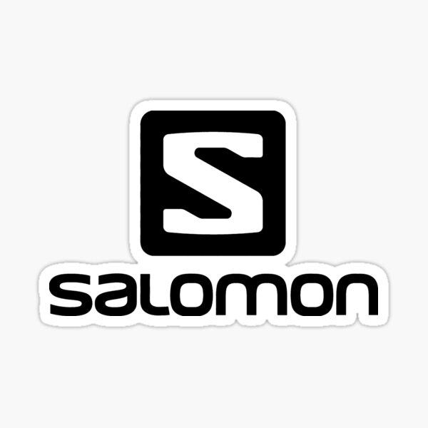 SALOMON-LOGO Pegatina