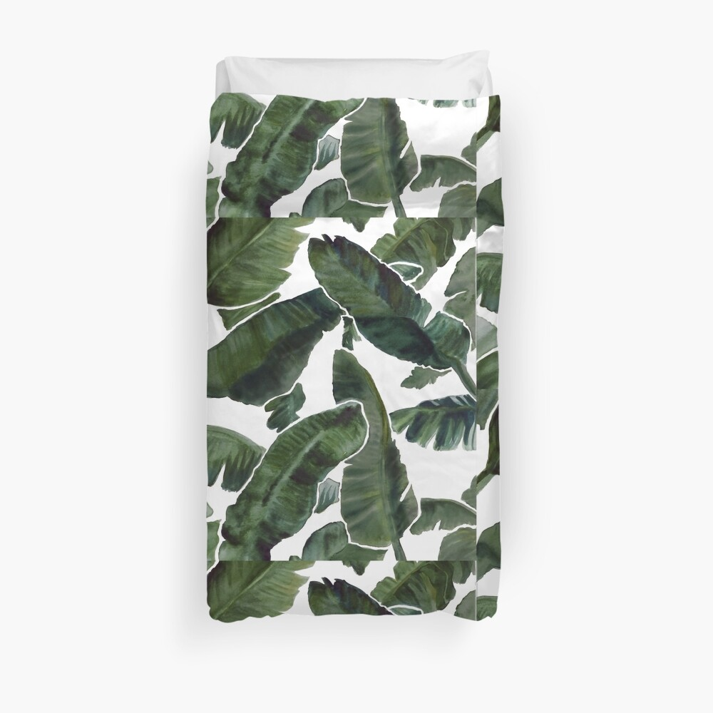 The Vacation Duvet Cover