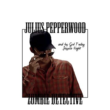 JULIUS PAPPERWOOD ZOMBIE DECTECTIVE by Oscarrrr