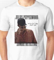 JULIUS PAPPERWOOD ZOMBIE-DEKZEPT Slim Fit T-Shirt