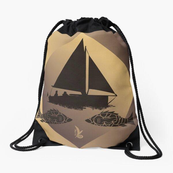 Segelboot: Schönes aus den Dangast-Sternen Turnbeutel
