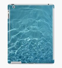 south coast ocean pool iPad Case/Skin