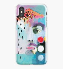 The rain in Spain rains mainly in my brain iPhone Case